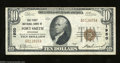 National Bank Notes:Arkansas, Fort Smith, AR - $10 1929 Ty. 1 First National Bank Ch....