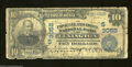 National Bank Notes:Kentucky, Lexington, KY - $10 1902 Plain Back Fr. 627 The Phoenix &...