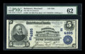 National Bank Notes:Maryland, Baltimore, MD - $5 1902 Plain Back Fr. 601 The NB of Commerce Ch. #(E)4285. ...