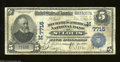 National Bank Notes:Missouri, Saint Louis, MO - $5 1902 Date Back Fr. 590 The ...