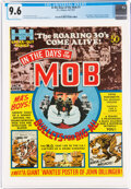Magazines:Crime, In the Days of the Mob #1 (DC, 1971) CGC NM+ 9.6 White pages....