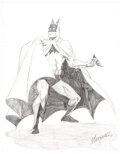 Original Comic Art:Illustrations, Marshall Rogers - Batman Specialty Illustration Original Art (2001)....