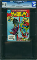 Modern Age (1980-Present):Superhero, Adventure Comics #495 (DC, 1983) CGC NM+ 9.6 White pages.