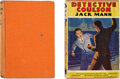 Books:Mystery & Detective Fiction, Jack Mann [pseudonym of E. C. Vivian]. Set of Two Jack Mann Mysteries. London: Wright & Brown, [no date but 1934]- [no d... (Total: 2 Items)