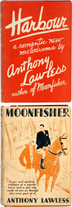 Books:Mystery & Detective Fiction, Anthony Lawless [Pseudonym for Philip MacDonald; also known as Oliver Fleming and Martin Porlock]. Set of Two Mysteries by... (Total: 2 )