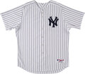 Baseball Collectibles:Uniforms, 2006 Alex Rodriguez Game Issued New York Yankees Jersey, MEARS Authentic. ...