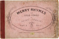 """Books:Children's Books, """"Fairy Frolic."""" Merry Rhymes for Idle Times. Part 2. London: Day & Son, [1863]. First edition...."""