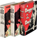 Books:Mystery & Detective Fiction, Water F. Eberhardt. A Pair of Walter F. Eberhardt Murder Mysteries. New York: William Morrow and Company; Grosset & Dunlap, ... (Total: 2 Items)