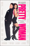 "Movie Posters:Romance, Pretty Woman (Touchstone, 1990). Rolled, Very Fine/Near Mint. One Sheet (27"" X 41"") DS. Romance.. ..."