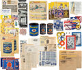 Hockey Cards:Lots, 1930's - 1960's Bee Hive/St. Lawrence Starch Ephemera Collection (100+ Items). ...