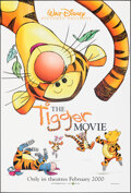 """Movie Posters:Animation, The Tigger Movie (Buena Vista, 2000). Rolled, Near Mint-. One Sheet (27"""" X 40"""") DS Advance. Animation.. ..."""