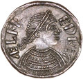 Great Britain, Great Britain: Kings of Wessex. Alfred the Great (871-899) Penny ND (c. 880) MS62 NGC, ...