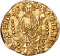 Great Britain, Great Britain: Henry III (1216-1272) gold Penny of 20 Pence ND (c. 1257) MS63 NGC,...