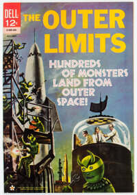 Outer Limits #3 (Dell, 1964) Condition: NM-