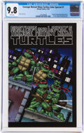Modern Age (1980-Present):Superhero, Teenage Mutant Ninja Turtles Color Special #1 (Mirage Studios, 2009) CGC NM/MT 9.8 White pages....