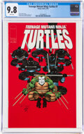Modern Age (1980-Present):Superhero, Teenage Mutant Ninja Turtles #7 (Image, 1997) CGC NM/MT 9.8 White pages....