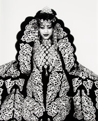 Valérie Belin (French, 1964) Untitled (from the Moroccan Brides series), 2000 Gelatin silver 39-3