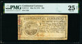 Continental Currency May 10, 1775 $20 PMG Very Fine 25 Net