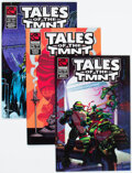 Modern Age (1980-Present):Alternative/Underground, Tales of the TMNT Group of 37 (Mirage Studios, 2004-2008) Condition: Average NM-.... (Total: 37 Comic Books)