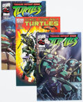 Modern Age (1980-Present):Alternative/Underground, Teenage Mutant Ninja Turtles Group of 71 (Dreamwave/IDW, 2000s)Condition: Average NM.... (Total: 71 Comic Books)