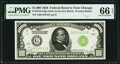 Small Size:Federal Reserve Notes, Fr. 2210-G $1,000 1928 Federal Reserve Note. PMG Gem Uncirculated 66 EPQ.. ...
