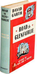 Books:Mystery & Detective Fiction, David Garth. Road to Glenfairlie. New York: H. C. Kinsey & Co., Inc., 1940. First edition....