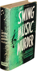 Books:Mystery & Detective Fiction, Harlan Reed. The Swing Music Murder. New York: E. P. Dutton & Co., Inc., 1938. First edition, stated....