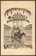 Music Memorabilia:Posters, Pow-Wow: A Gathering of the Tribes 1967 Human Be-In Event Poster (AOR-2.215). ...
