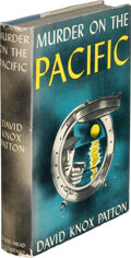 Books:Mystery & Detective Fiction, David Knox Patton. Murder on the Pacific. New York: Dodd, Mead & Co., 1940. First edition....