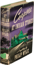 Books:Mystery & Detective Fiction, Philip Wylie. Corpses at Indian Stones. New York and Toronto: Farrar and Rinehart, Inc., [1943]. First edition....