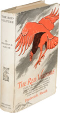 Books:Mystery & Detective Fiction, Frederick Sleath. The Red Vulture. Boston and New York: Houghton Mifflin Co., 1923. First edition....
