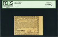 Colonial Notes:Rhode Island, Rhode Island July 2, 1780 $2 Fr. RI-283 PCGS Choice New 63PPQ.. ...