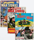 Silver Age (1956-1969):War, DC War Comics featuring Mademoiselle Marie Group of 7 (DC, 1959-62 ) Condition: Average GD/VG.... (Total: 7 )