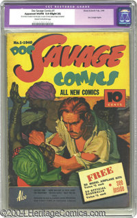 Animal Comics #7 (Dell, 1944) CGC NM+ 9.6 Cream to off-white pages. What, no pedigree? Not a file copy? This amazing cop...