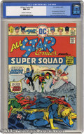 Bronze Age (1970-1979):Miscellaneous, DC Bronze Age First Issues Group (DC, 1972-76) Condition: AverageNM+ 9.6. All comics in this group are CGC NM+ 9.6, with Of...(Total: 5 Comic Books Item)