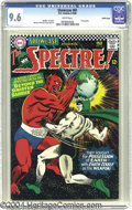 Silver Age (1956-1969):Horror, Showcase #61 The Spectre - Pacific Coast pedigree (DC, 1966) CGCNM+ 9.6 White pages. Murphy Anderson's cover handiwork spar...