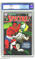 Silver Age (1956-1969):Horror, Showcase #61 The Spectre (DC, 1966) CGC VF/NM 9.0 White pages.Second appearance of the Spectre. Art by Murphy Anderson. Cla...