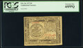 Colonial Notes:Continental Congress Issues, Continental Currency February 26, 1777 $5 PCGS Extremely Fine 45PPQ.. ...