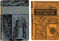 Books:Mystery & Detective Fiction, John W. Postgate. Pair of Victorian Detective Novels. Chicago and New York: Belford, Clarke, & Co., 1886-[N.D. but ca. 1890s... (Total: 2 Items)