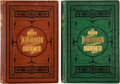 Books:Mystery & Detective Fiction, George W. Owen. Two Copies of The Leech Club. Boston and New York: Lee & Shephard; Lee, Shephard & Dillingham, 1874.... (Total: 2 Items)