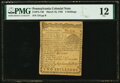 Colonial Notes:Pennsylvania, Pennsylvania March 10, 1769 2 Shillings Fr. PA-140 PMG Fine 12.. ...