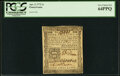 Colonial Notes:Pennsylvania, Pennsylvania April 3, 1772 1 Shilling Fr. PA-154 PCGS Very Choice New 64PPQ.. ...
