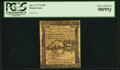 Colonial Notes:Pennsylvania, Pennsylvania April 3, 1772 18 Pence Fr. PA-155 PCGS Choice About New 58PPQ.. ...