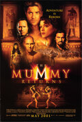 """Movie Posters:Horror, The Mummy Returns & Other Lot (Universal, 2001). Rolled, Overall: Very Fine+. One Sheets (2) (26.75"""" X 39.75"""" & 27"""" X 40"""") D... (Total: 2 Items)"""