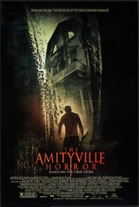 """The Amityville Horror & Other Lot (MGM, 2005). Rolled, Very Fine. One Sheets (2) (27"""" X 40"""") DS. Horror..."""