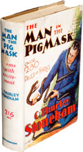 Books:Mystery & Detective Fiction, C. Thurley Stoneham. The Man in the Pig Mask. London: Hutchinson, [no date]. First edition. ...