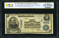 Little Rock, AR - $5 1902 Date Back Fr. 590 The State National Bank Ch. # (S)6902 PCGS Banknote Choice