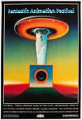 Movie/TV Memorabilia:Posters, Fantastic Animation Festival Theatrical One-Sheet Poster (1977). ... (Total: 0 Items)