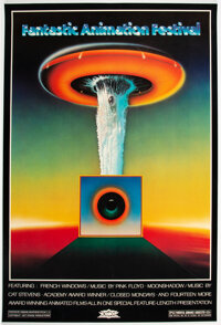 Fantastic Animation Festival Theatrical One-Sheet Poster (1977). ... (Total: 0 Items)