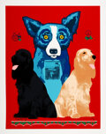 Prints & Multiples, George Rodrigue (1944-2013). George's Sweet Inspirations, 2000. Serigraph in colors on wove paper. 20 x 16 inches (50.8 ...